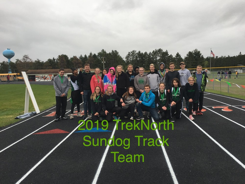 Sundogs Track & Field Info Meeting