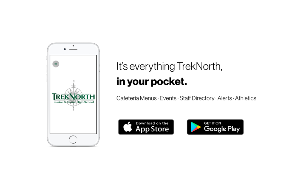 Download the TrekNorth App Today!