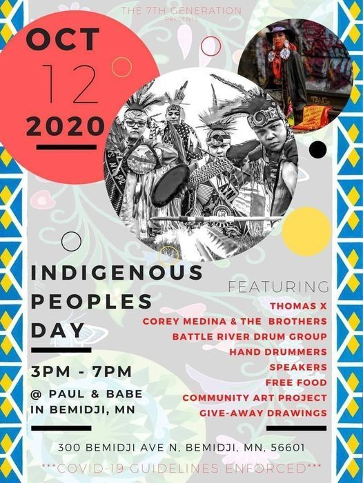 Indigenous Peoples Day 2020
